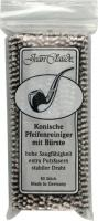 """Ascher """"Kuppel"""" chrom/schwarz 9cm"""