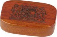Schnupftabakdose mit Bayern-Wappen