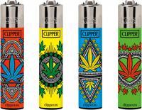 "Clipper ""Leaves 1"" Feuerzeug"