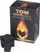 Wasserpfeifenkohle TOM COCOCHA GOLD 1 kg