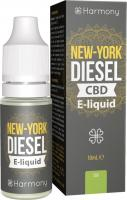 Harmony Original New-York Diesel CBD E-Liquid