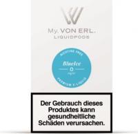 von Erl Podpack eLiquid 1,6ml BlueIce ohne Nikotin