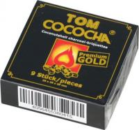 Wasserpfeifenkohle TOM COCOCHA GOLD Mini´s
