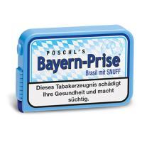 Bayern-Prise Brasil mit Snuff