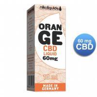 NIKOLIQUIDS Orange 60 mg CBD