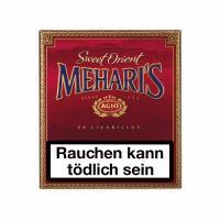 Agio Mehari's Red Orient