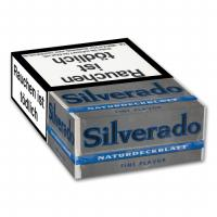 Silverado Fine Flavor Eco Cigarillos Naturdeckblatt