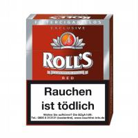 Roll's Exclusiv Red Naturdeckblatt