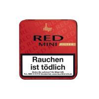 Villiger Red Mini Filter (Vanilla)