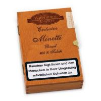 Woermann Cigars Exclusive Minetti Brasil