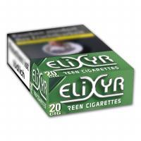 Elixyr Green (Menthol)
