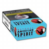 American Spirit blue Hardbox (10x20)