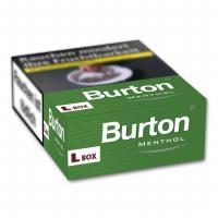 Burton Menthol L-Box (10x20)