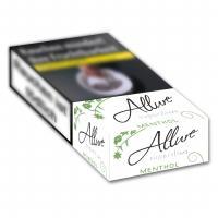 Allure Menthol Super Slims 100