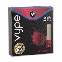 VYPE ePen Caps eLiquid Dark Cherry 6mg