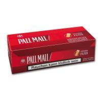 PALL MALL Red Xtra Hülsen 200 Stück Packung