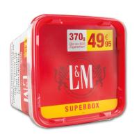 L&M Volume Tobacco Red SUPER Box