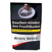 Benson & Hedges Volumen Tobacco Black Zip Bag-XL