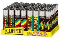 Clipper Rastafari Feuerzeug