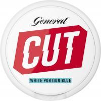 General CUT White Ice Titanium Chewing Bag
