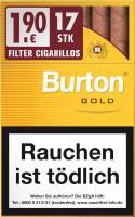 Burton Gold Naturdeckblatt