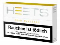 IQOS Heets Yellow  Tobacco Sticks
