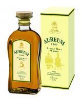 Aureum 5 Jahre Whisky im Geschenkkarton, 0,7l, 43% Vol.