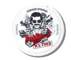 PABLO Cool Mint Danger Strong Nicopods