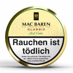 MAC BAREN Classic Roll Cake