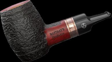 Rattray's Devil's Cut Rustic Pfeife