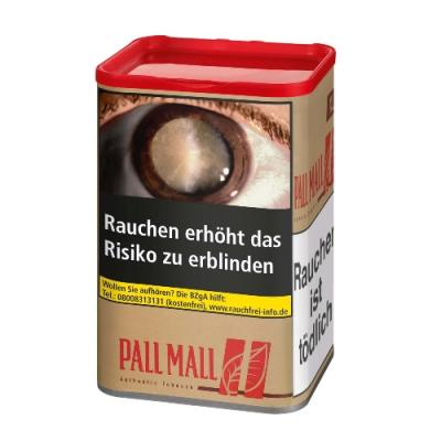 Pall Mall Authentic Tobacco Red XL (ohne Aromazusätze)