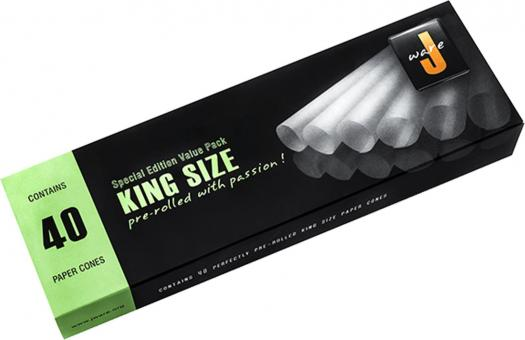 JWARE Cones King Size white