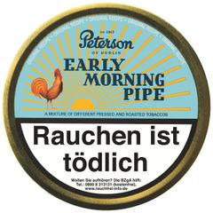 Peterson - Early Morning Pipe - Pfeifentabak