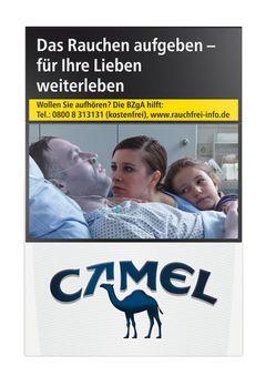 Camel Blue Zigaretten