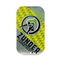ZUNDER Zahnstocher Lime