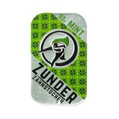 ZUNDER Zahnstocher Mint