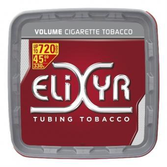 Elixyr Cigarette Tubing Tobacco Dose