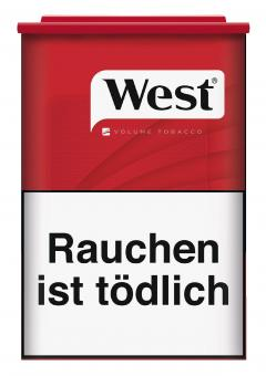 West Volume Tobacco Red Dose
