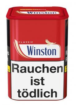 Winston Volume Tobacco Classic Dose