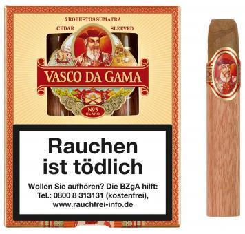 Vasco da Gama No.3 Robusto Sumatra