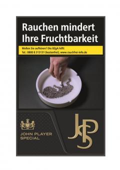 JPS Black Zigaretten