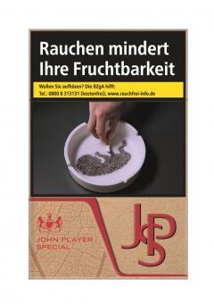 JPS Just Red Zigaretten