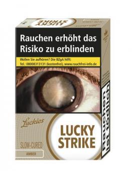 Lucky Strike Amber Zigaretten